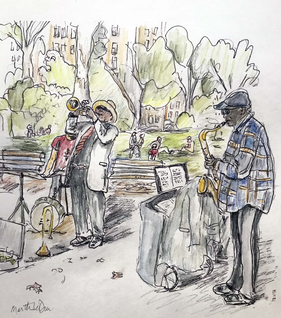 washington sq music