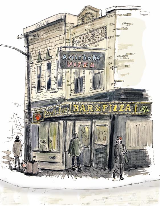 Bushwick Artichoke Bar